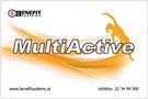 Karta Multi Active