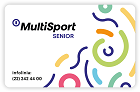 Karta Multisport Senior